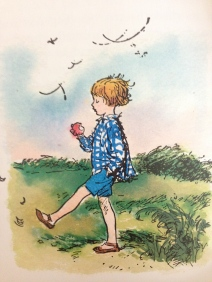 E.H. Shepard - from The House at Pooh Corner
