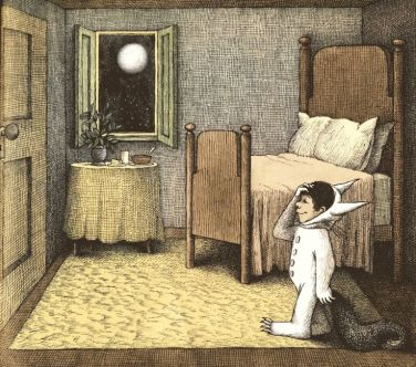Maurice Sendak - from Where the Wild Things Are