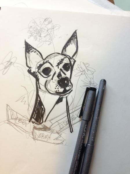 Tattoo Design by artist Alex Landers outtatheplayhouse.com